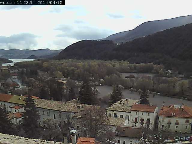 Webcam Villetta Barrea AQ PNALM